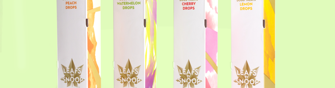Leafs by Snoop Marijuana Packaging