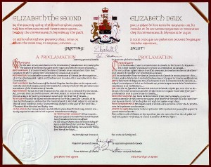 The Constitution of Canada includes the Constitution Act, 1867, and the Constitution Act, 1982. It is the supreme law of Canada. It reaffirms Canada's dual legal system and also includes Aboriginal rights and treaty rights.