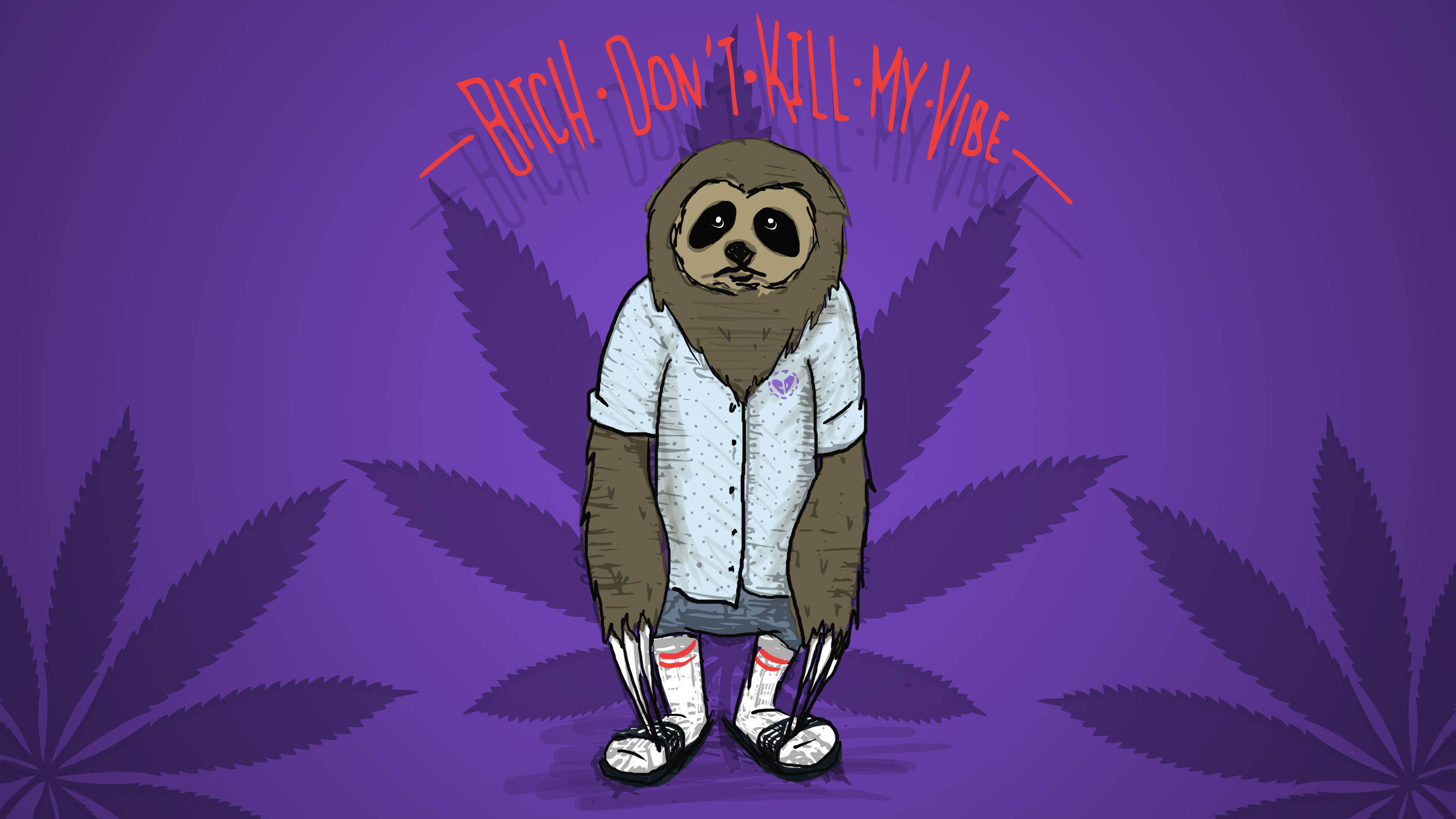 Stoner sloth ad campaign was a huge flop common object - Sloth wallpaper phone ...